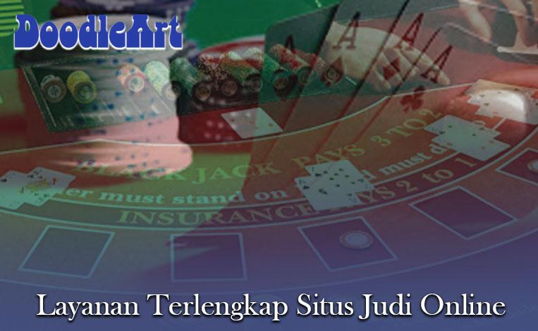 Judi Online Berlisensi - Dunia Game Judi Poker Online Terpercaya