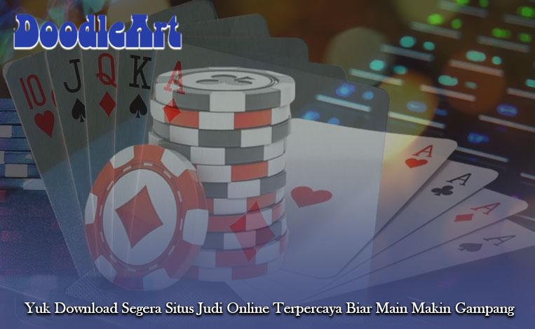 Situs Judi Online Terpercaya - Dunia Game Judi Poker Online Terpercaya